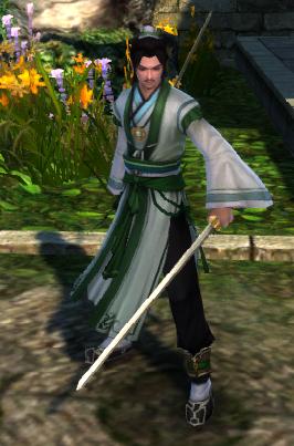 Mang Lao (Age of Wushu)